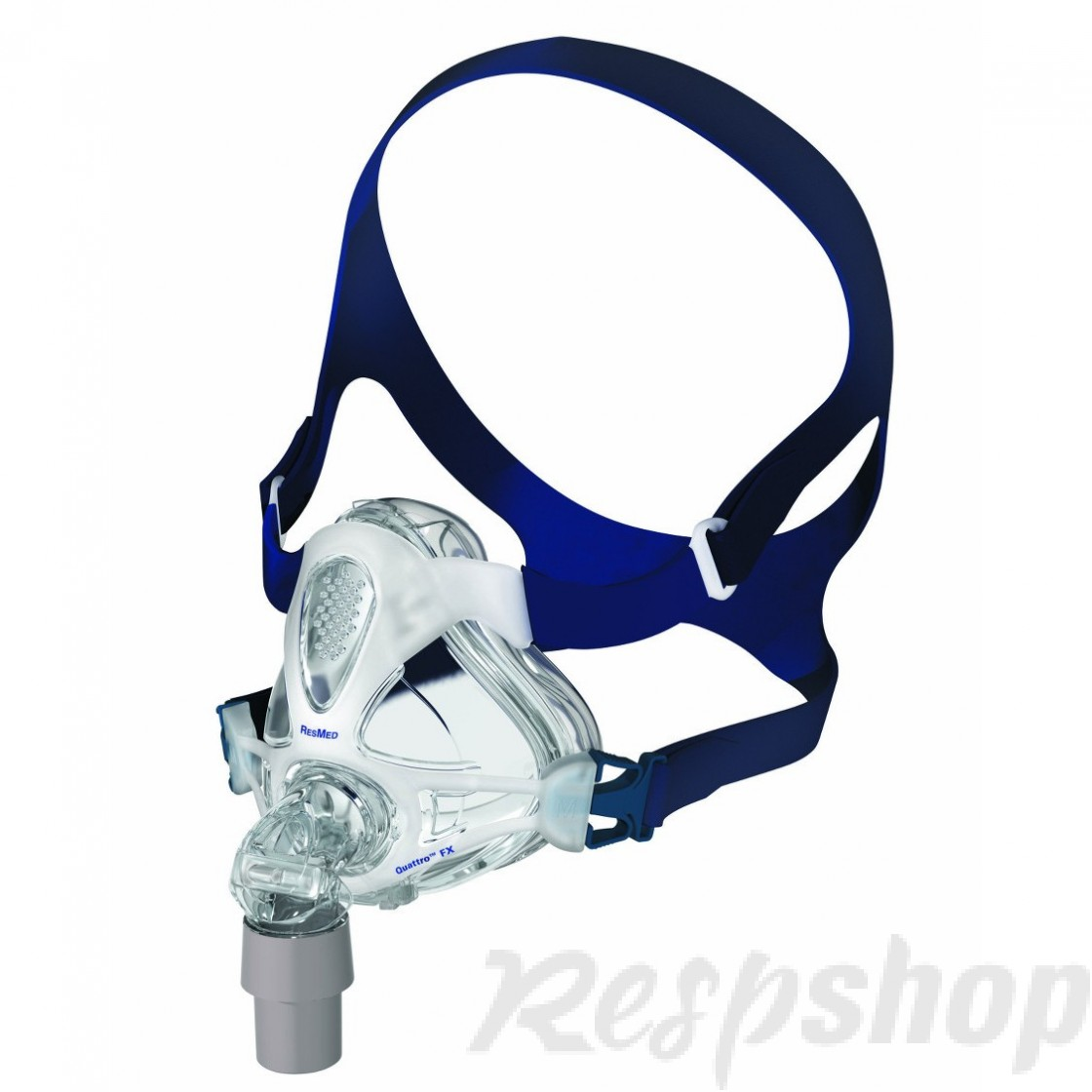 Quattro FX CPAP Full Face Mask with Headgear