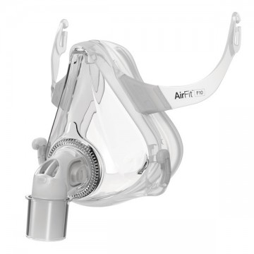 AirFit F10 Full Face Mask Assembly Kit
