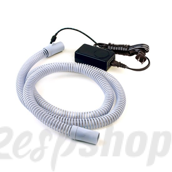 Heated Tubing Kit with Power Supply