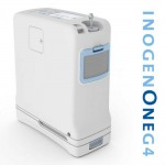 Inogen One G4 Portable Oxygen Concentrator (Pulse Dose)