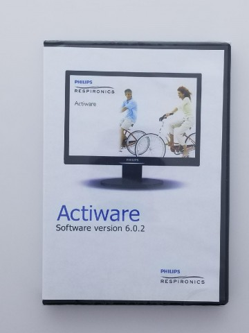 Respironics Actiware Software