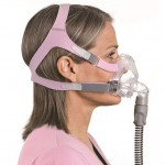 Quattro FX for Her CPAP Full Face Mask with Headgear