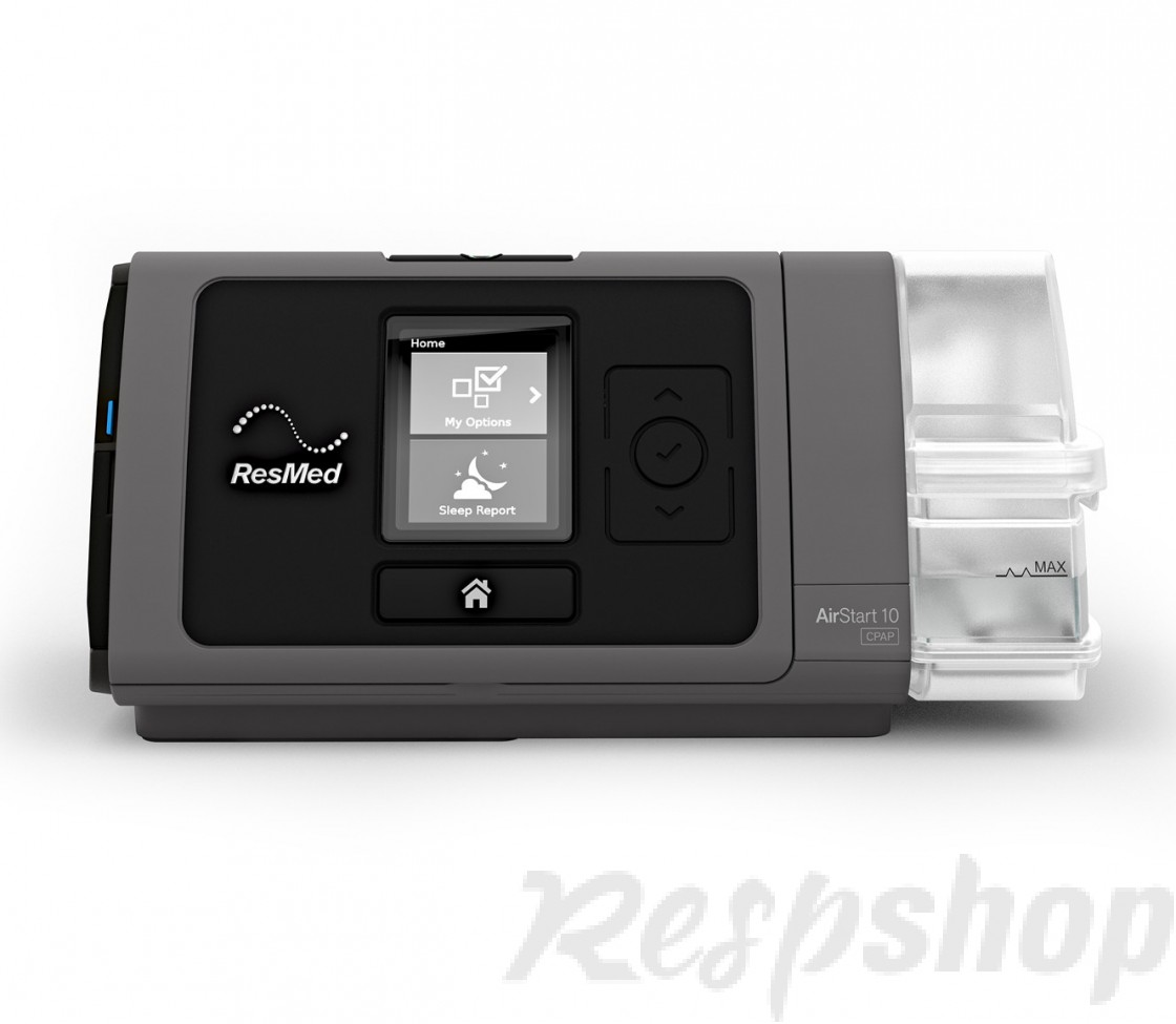 ResMed AirStart 10 CPAP with HumidAir Heated Humidifier