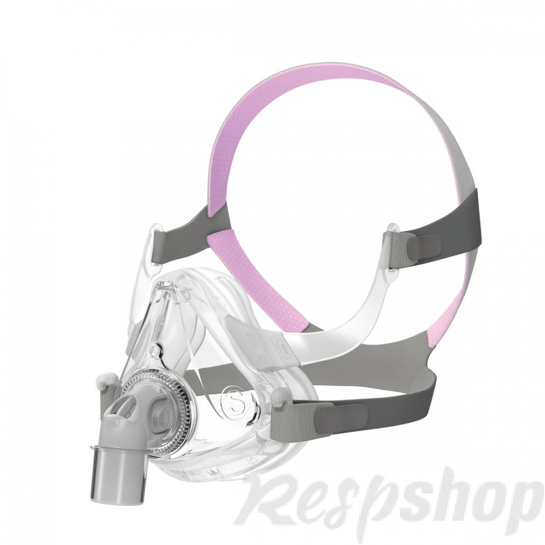ResMed AirFit F10 for Her CPAP Full Face Mask with Headgear
