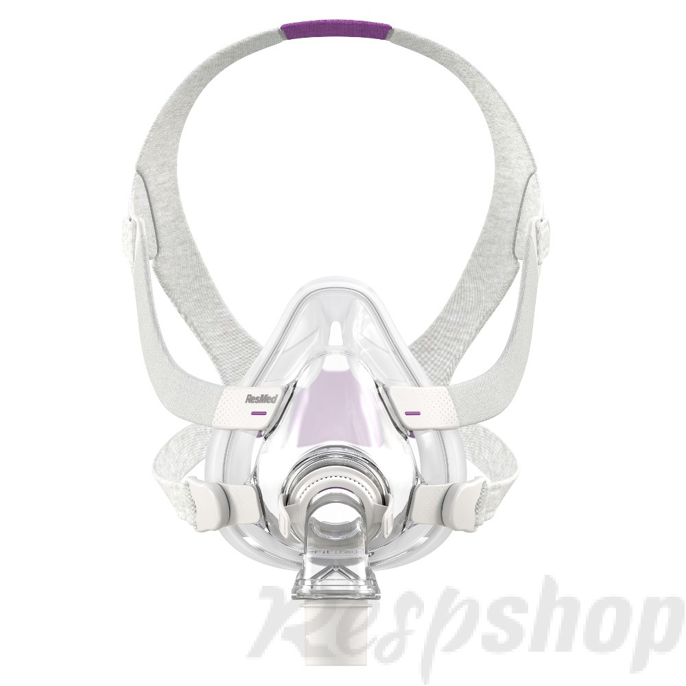 ResMed AirFit F20 for Her Full Face CPAP Mask with Headgear