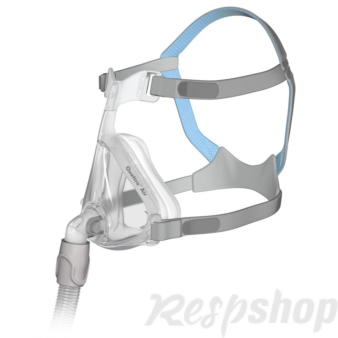 Quattro Air CPAP Full Face Mask with Headgear