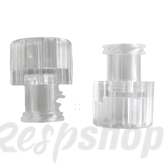 Luer Lock Port Cap for ResMed Ultra Mirage Full Face Mask