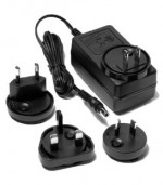 Transcend Universal AC Power Supply with Plug Adapters