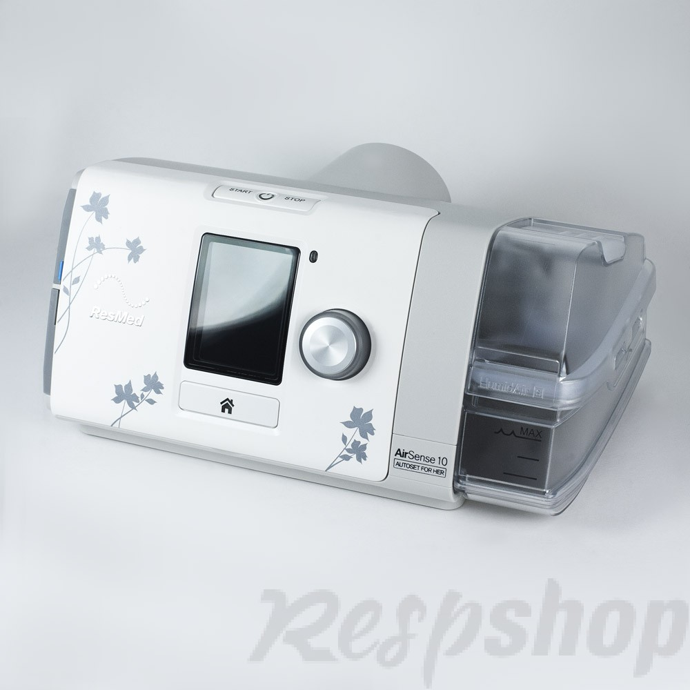 AirSense 10 AutoSet CPAP for Her with HumidAir