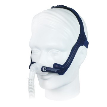 Swift LT CPAP Nasal Pillow Mask with Headgear