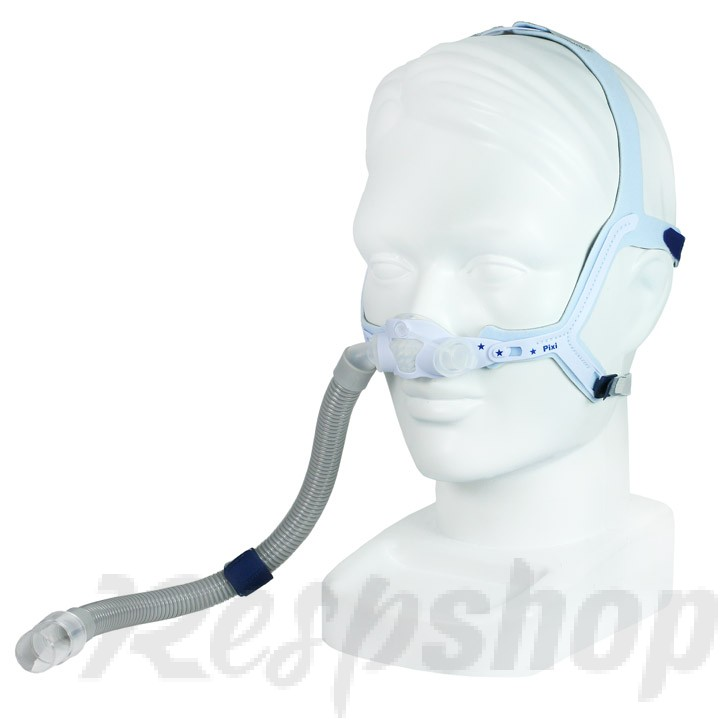 Pixi Pediatric CPAP Nasal Mask with Headgear