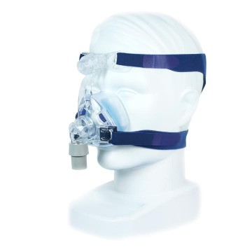 Mirage SoftGel Nasal Mask with Headgear