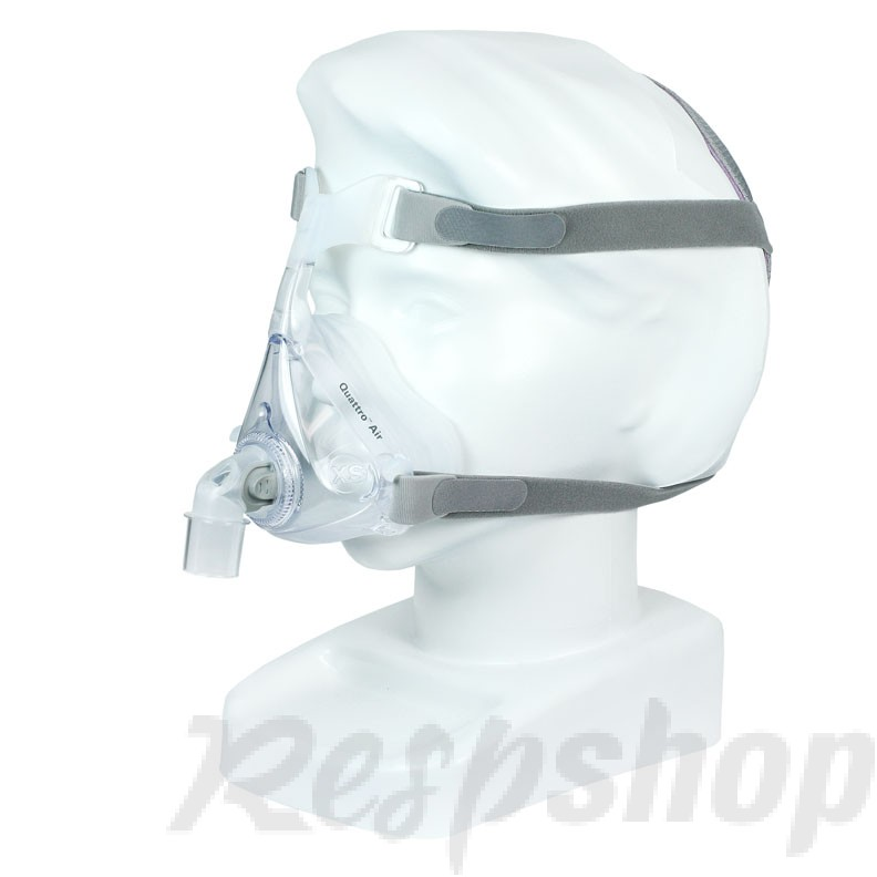 Quattro Air for Her CPAP Full Face Mask with Headgear