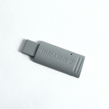 SmartStick infoUSB2 Data Storage and Software
