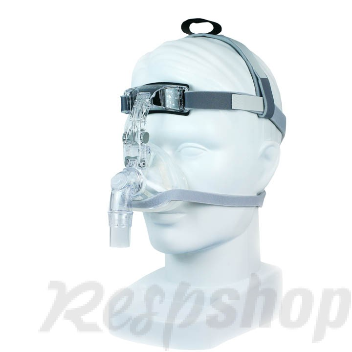 Devilbiss FlexSet CPAP Nasal Mask with Headgear
