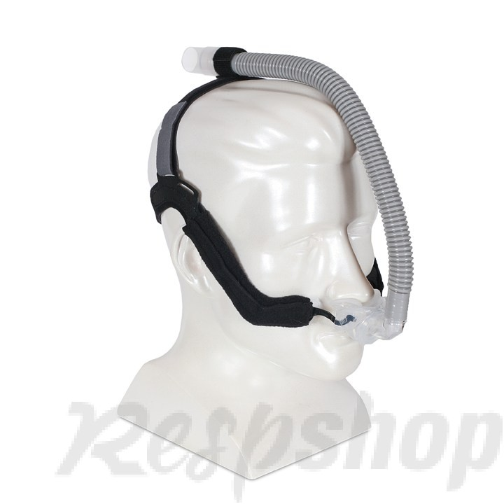 RespCare Aloha CPAP Nasal Pillow Mask with Headgear