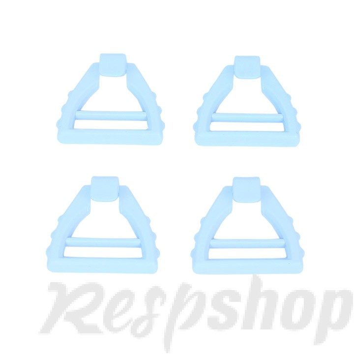 EasyFit SilkGel CPAP Mask Headgear Clips
