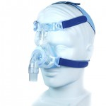 EasyFit SilkGel CPAP Nasal Mask with Headgear