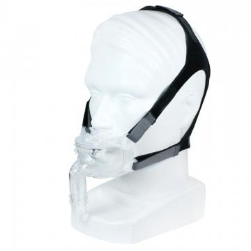 Hybrid CPAP Full Face Mask with Headgear