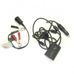 Shielded DC Power Cord System for BiPAPs