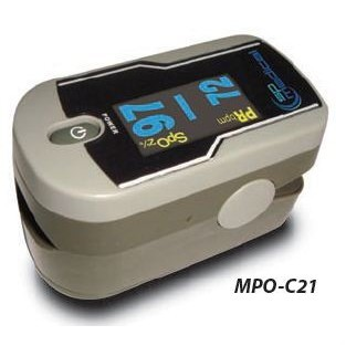 AG Industries Six-Way Color LED Pulse Oximeter
