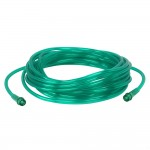 Green Oxygen Supply Tubing 25 ft