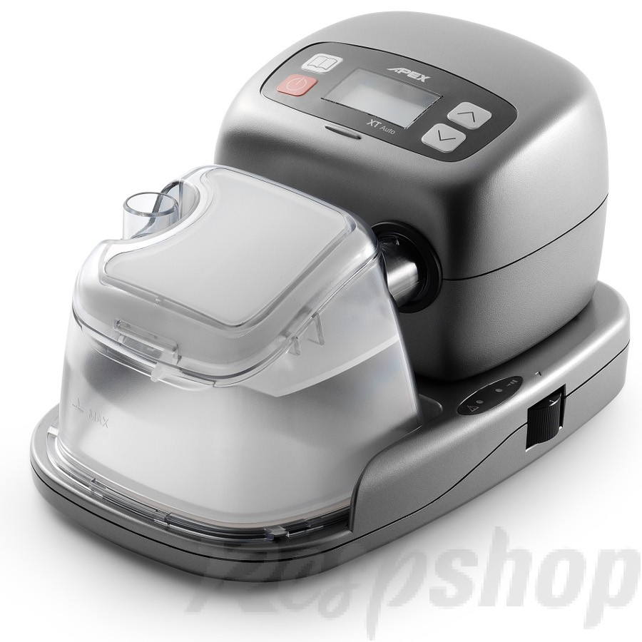 XT Auto  CPAP Machine with Heated Humidifier