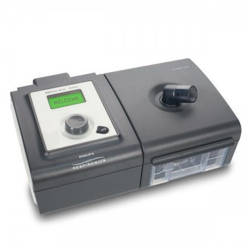 PR System One DS650 REMstar BiPAP Pro with humidifier