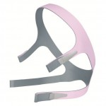Quattro FX for Her CPAP Full Face Mask headgear