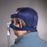 Blue Mesh Softcap Headgear for CPAP Masks