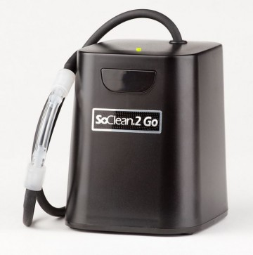 SoClean 2 Go - Portable CPAP Sanitizing Device
