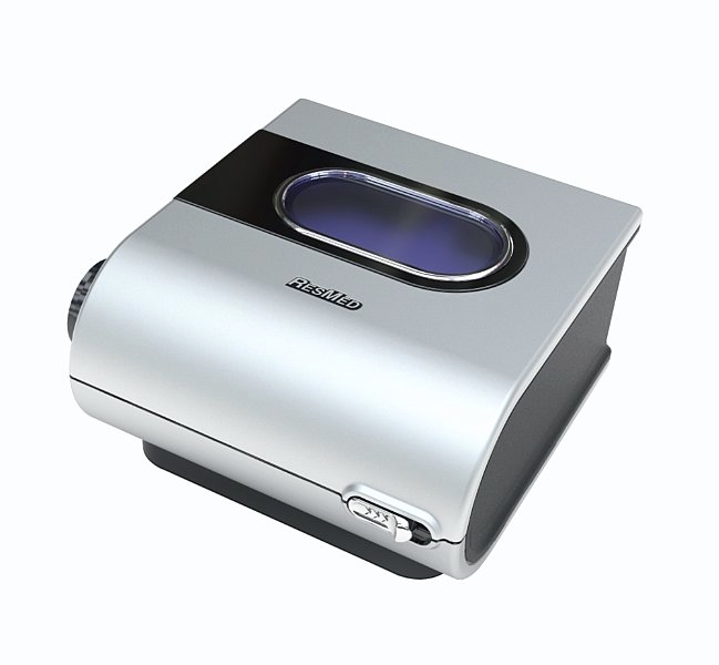 ResMed S9™ H5i™ Heated Humidifier w/ Cleanable Water Chamber