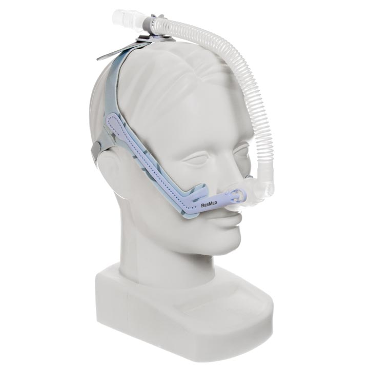 ResMed Swift™ LT for Her CPAP Nasal Pillow Mask with Headgear