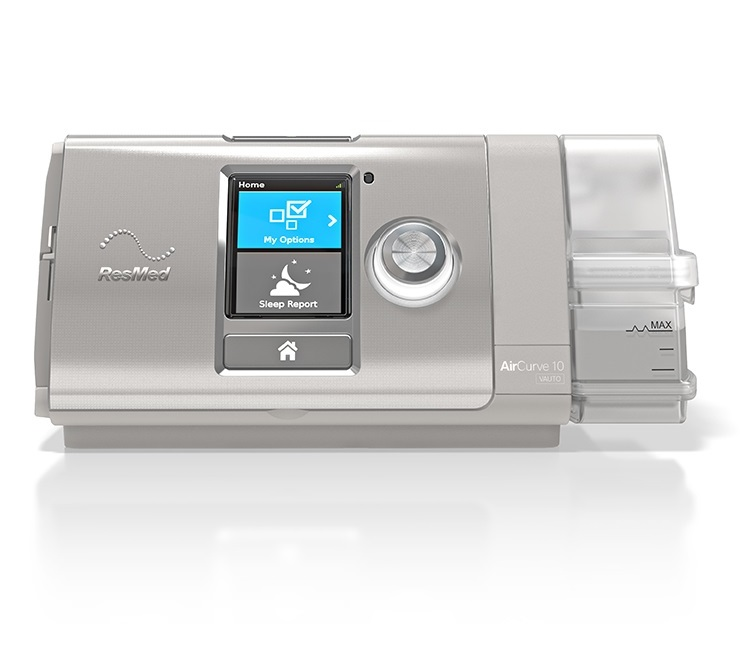 ResMed AirCurve 10 VPAP Auto with HumidAir Humidifier