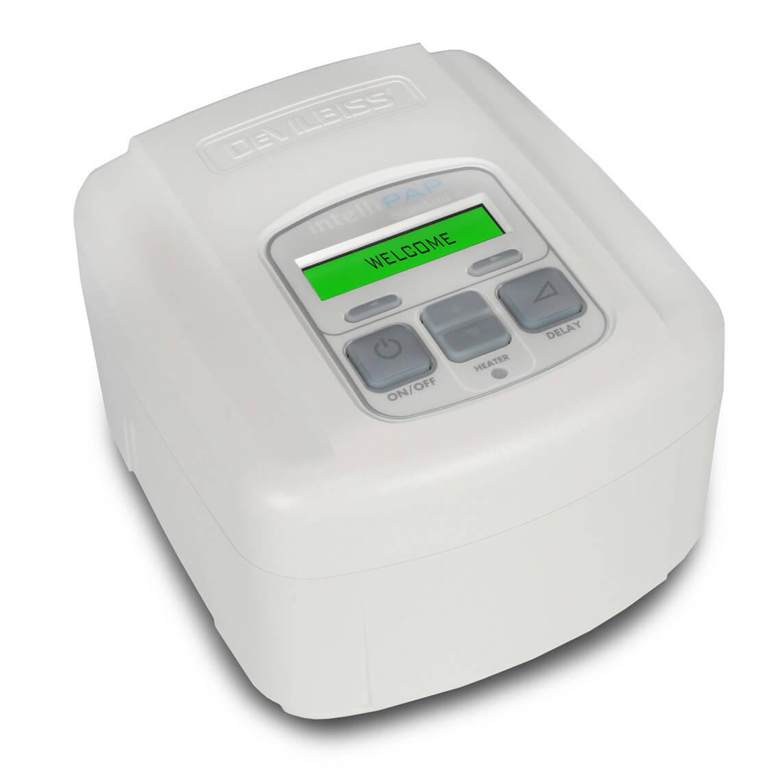 DeVilbiss intelliPAP DV51D Standard CPAP Machine with Smart Code #1DB219