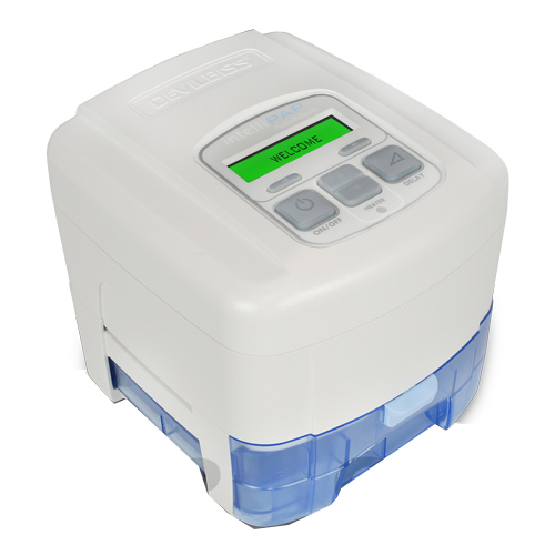 Manual CPAP Machine