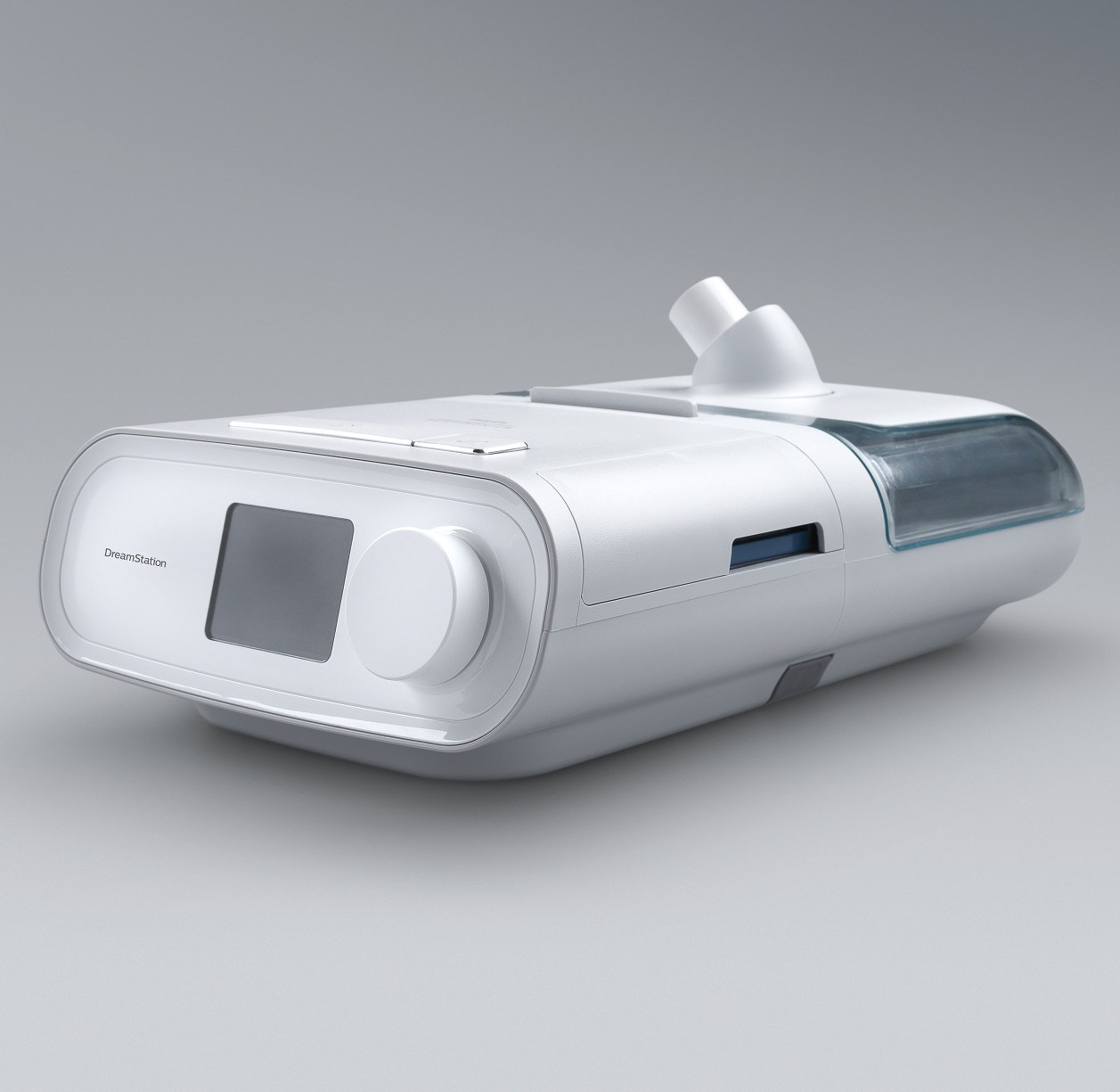 DreamStation CPAP Pro with Humidifier #4E5D67
