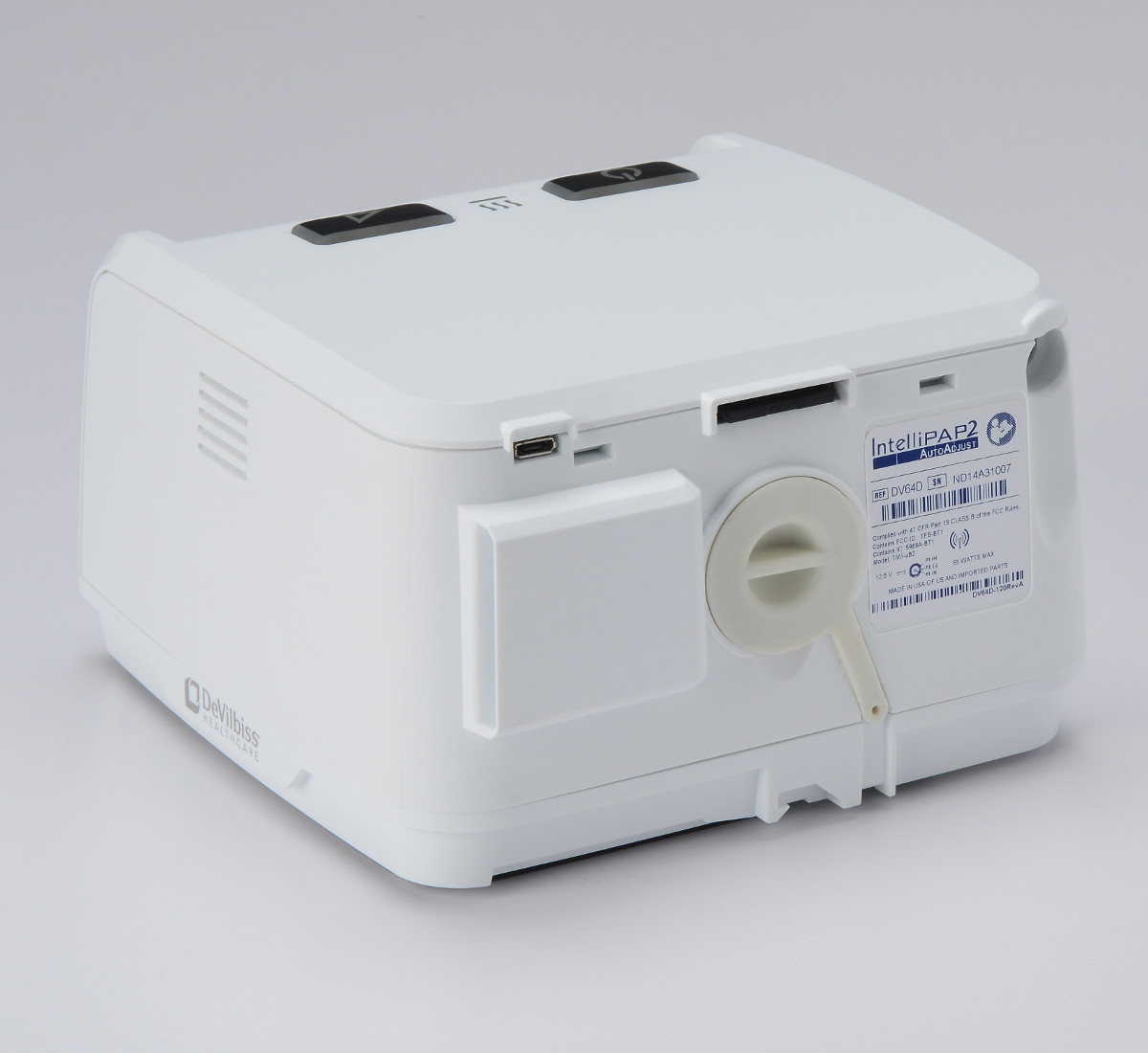 how to adjust cpap machine