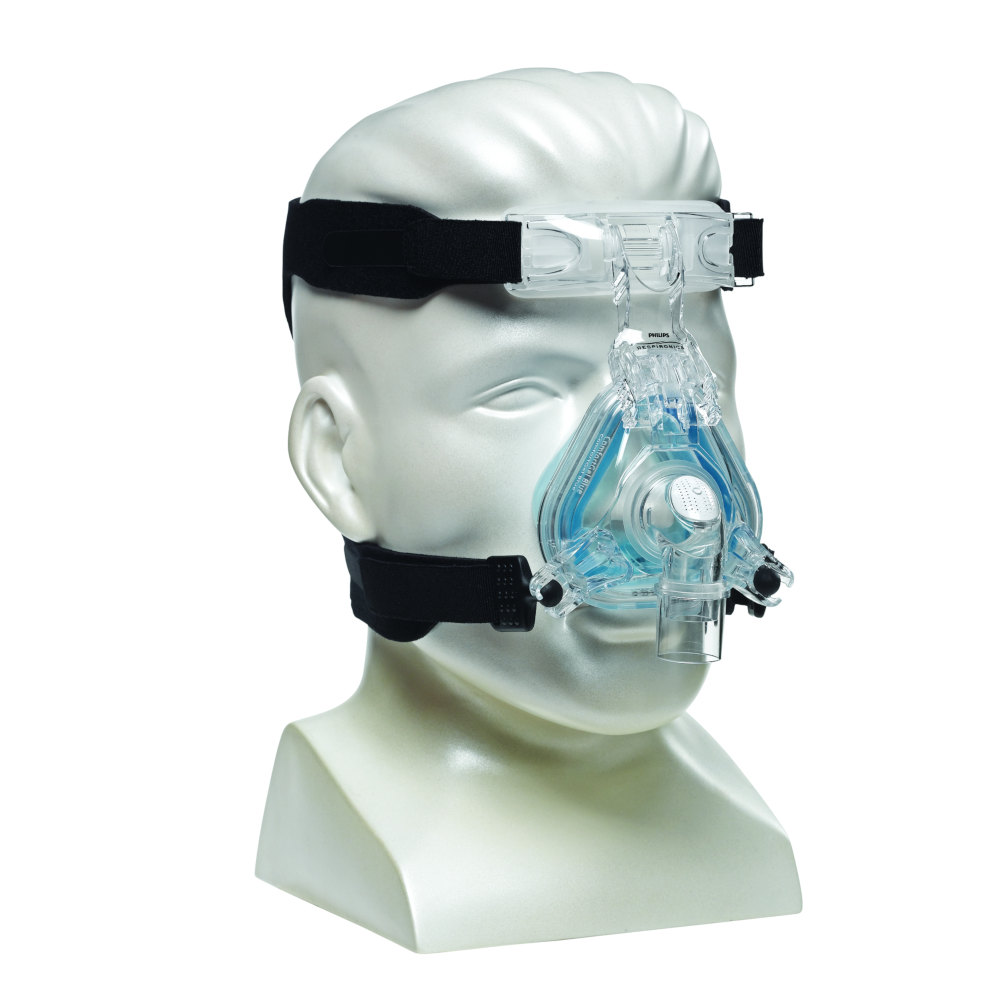 ComfortGel Blue Nasal CPAP Mask - Philips Respironics