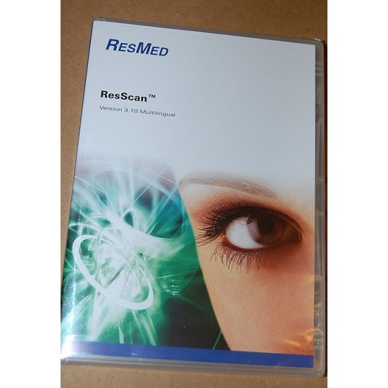 ResMed ResScan™ 3.14 Software