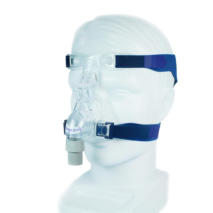 Ultra Mirage™ II Nasal Mask with Headgear