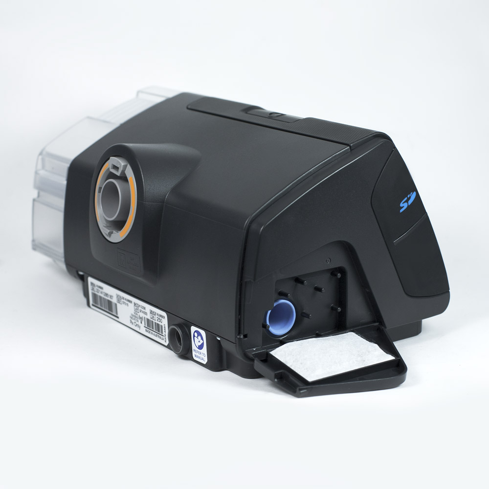 resmed cpap machine with humidifier