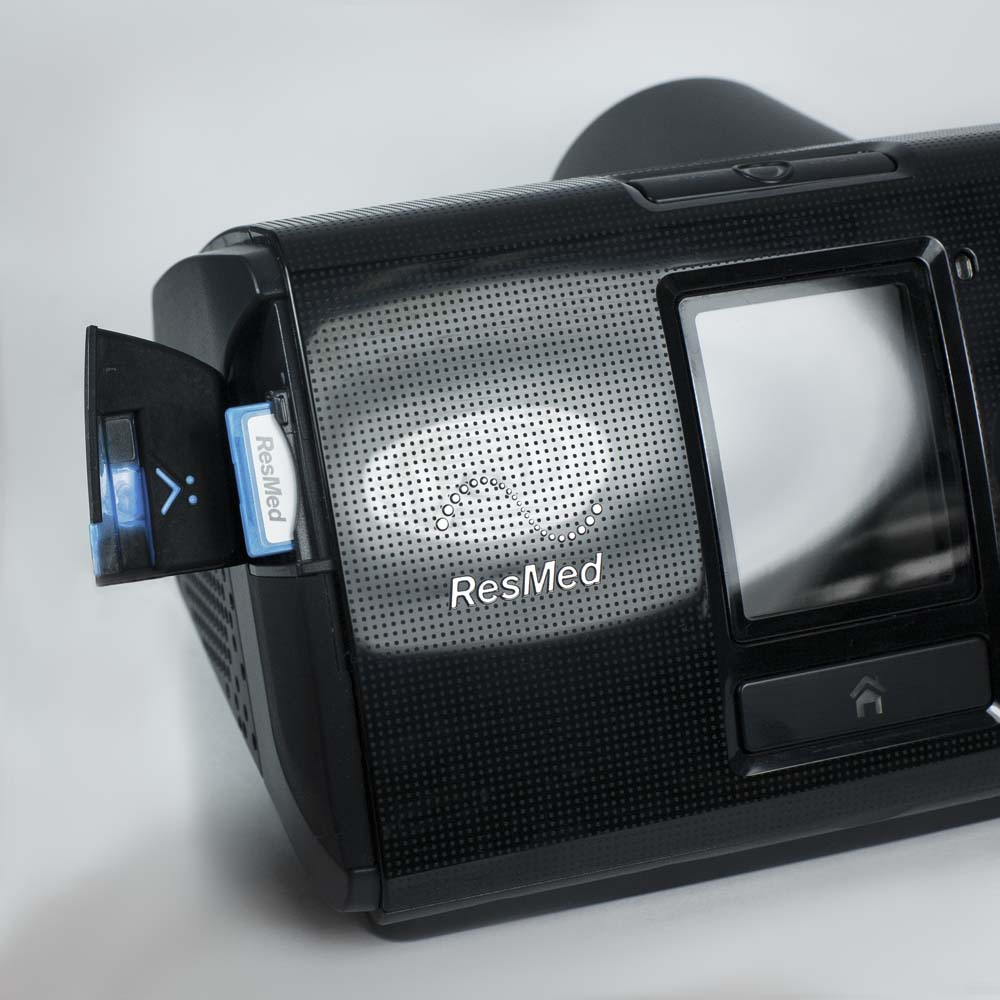 resmed cpap machine troubleshooting