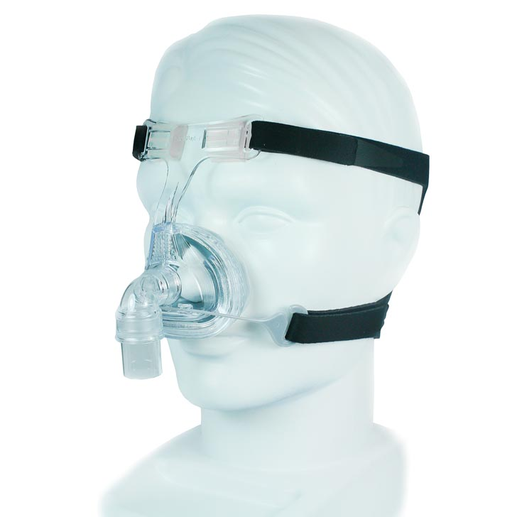 Fisher Paykel Zest CPAP Nasal Mask with Headgear