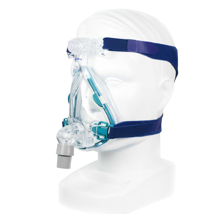 ResMed Mirage Quattro™ CPAP Full Face Mask with Headgear