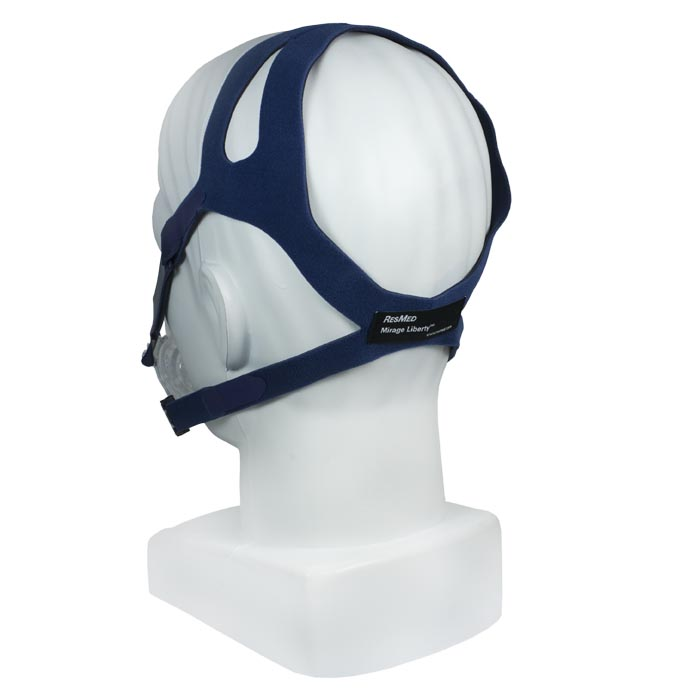 ResMed Mirage Liberty™ CPAP Full Face Mask with Headgear