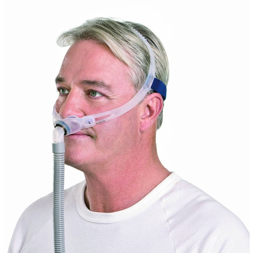 ResMed Swift™ FX CPAP Nasal Pillow Mask with Headgear