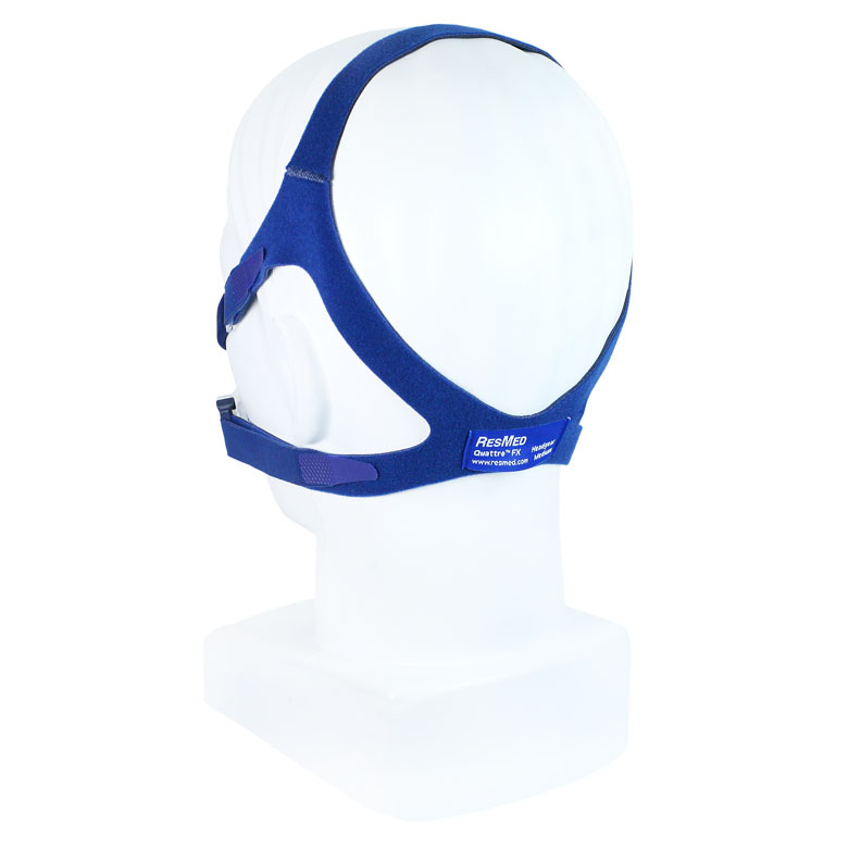 ResMed Quattro™ FX CPAP Full Face Mask with Headgear