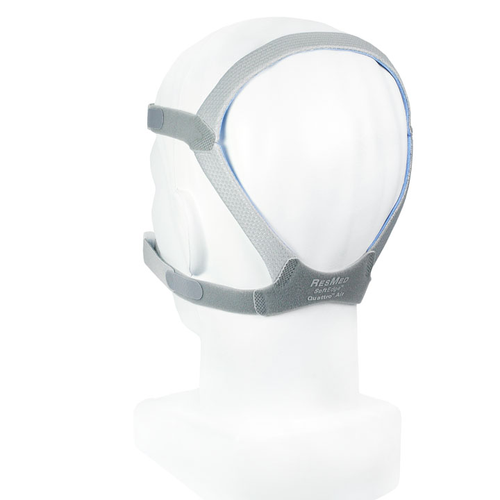 ResMed Headgear for Quattro Air CPAP Full Face Mask