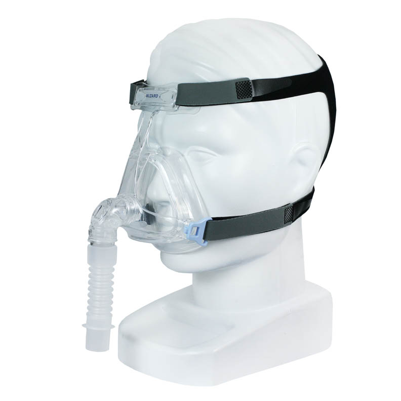 WiZARD 220 CPAP Full Face Mask with Headgear